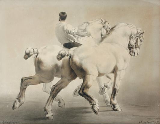 rosa bonheur the horse fair analysis