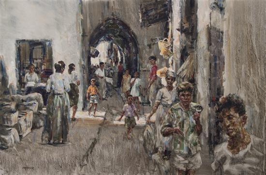 John Naylor Oil Paintings