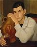 Henry van de Velde, Self portrait