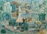 Friedrich Ahlers-Hestermann, Gardens of Childhood