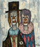Hugo Casar, Two clowns