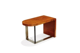 Artwork by Donald Deskey, Occasional table