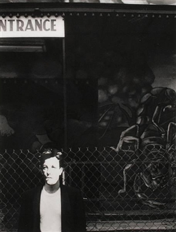 Subway Station By David Wojnarowicz