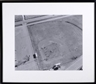 "Frank Gohlke, ""Aerial View, Baseball Game, Elk River"""