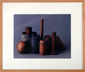 Artwork by John Jonas Gruen, Untitled (Still Life), Made of Color dye transfer print photograph