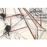 Barry Le Va, Drawing Interruptions Blocked Structures #2