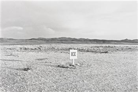 Artwork by Henry Wessel, Walapai, Arizona, Made of Gelatin silver print