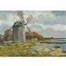 Eric Sloane, Cape Cod Windmill