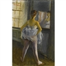 Raphael Soyer, Dancer Facing a Mirror