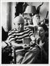 André Villers, Pablo Picasso et Jacqueline à Cannes