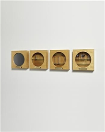 Andrea Zittel, The Complete Set of 4: A-Z Cabinets