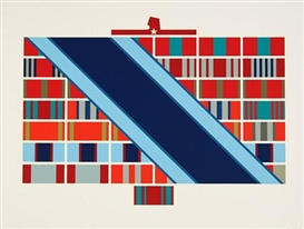 Boris Orlov, Military Ribbon