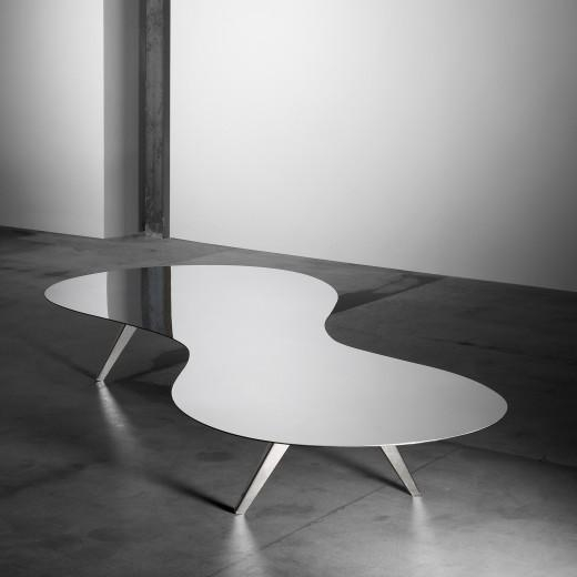 ron arad paved with good intentions table 38. Black Bedroom Furniture Sets. Home Design Ideas