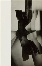Jaroslav Rössler, Untitled (reflected forms)