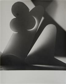 Artwork by Jaroslav Rössler, Akt, Made of gelatin silver print