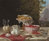 John F. Francis, Strawberries and Cakes