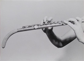 Artwork by Christina Kubisch, 2 works: Variation on a classical theme, Made of vintage gelatin silver prints