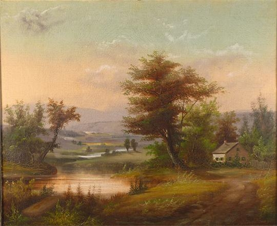 Hudson River School Art Auction Results