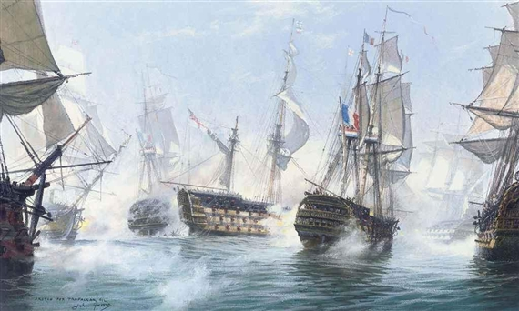 battle of trafalgar essay