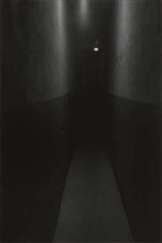 Artwork by Roy DeCarava, Hallway, Made of Silver print