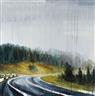 Alex Cecchetti, Strada di montagna