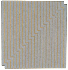 Frank Stella, Kingsbury run (small version)