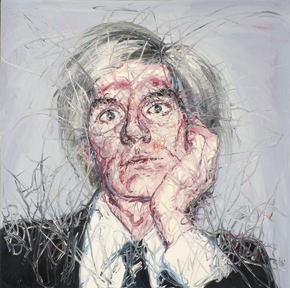Zeng Fanzhi, Warhol