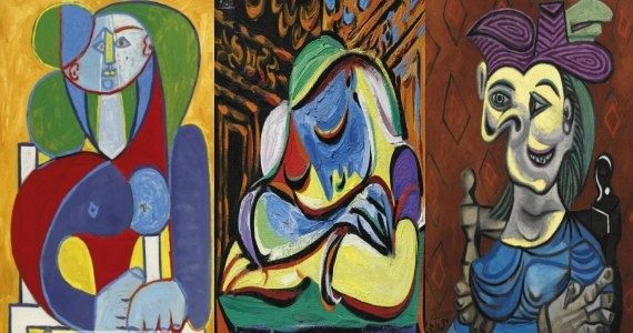 Picasso's Lovers Fare Well on the Sale Floor in June 2011