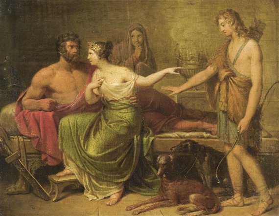 gods influencing humans in the play hippolytus by euripides Greek history bibliography toggle navigation menu  two plays of euripides (aelectra@ and ahippolytus@) journal: homeric gods and the values of homeric society.