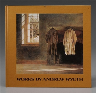 Works by Andrew Wyeth By Andrew Wyeth