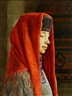 Li Xiaogang, Portrait of a Mongolian Girl
