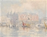 Gennaro Favai, Venetian Scene