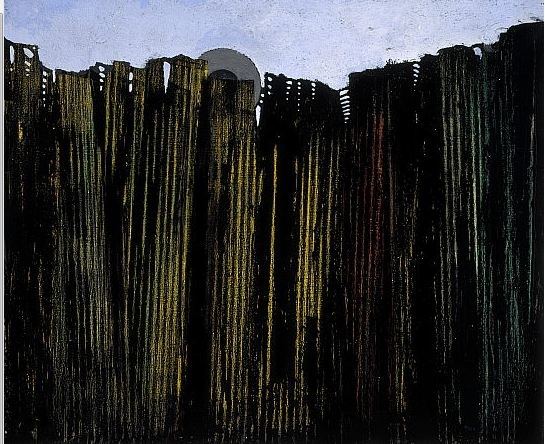 The Forest, by Max Ernst 1927