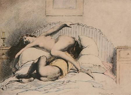 french vintage porn erotikk novelle