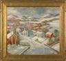 Susan Gertrude Schell, Winter landscape