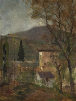 A Dream of Italy By Frederick J. Mulhaupt