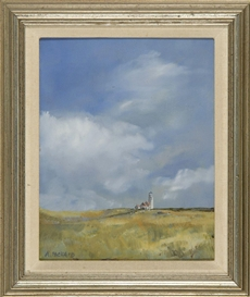 Anne Packard, Highland Light, Truro, Massachusetts