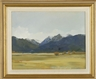 Anne Packard, View of the Rockies in Montana