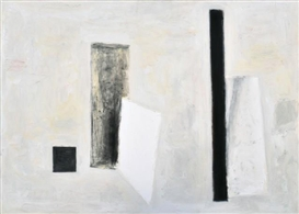 Kevin Lincoln, Two White Cards No. 3