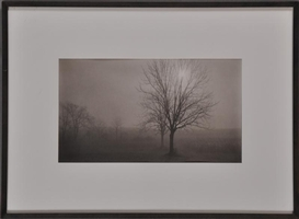Artwork by Dick Arentz, Bedford, PA, Made of Black and white photograph