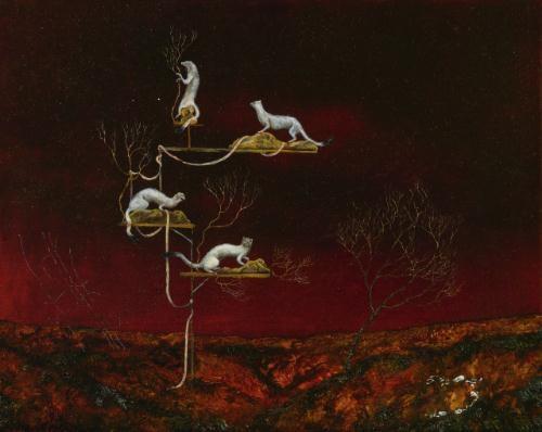 Anj Smith: Paintings