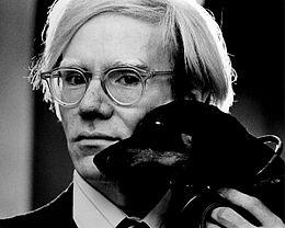 Andy Warhol Avatar Image