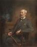 Daniel Albert Wehrschmidt, Portrait of a gentleman