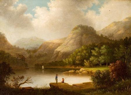 Brammer robert fishing in kentucky near louisville 1839 for Fishing in louisville ky