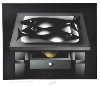 Le Citron dans le Tiroir By Mario Avati