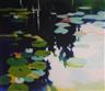 Tadashi Asoma, Water lilies