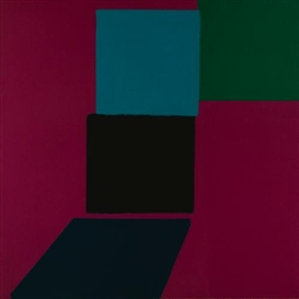Artwork by Paul Huxley, UNTITLED NO. 47, Made of acrylic on canvas