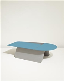"Pierre Charpin, Prototype ""Medium T"" coffee table"