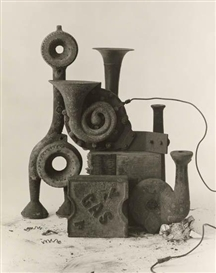 Artwork by John Jonas Gruen, 9 Works: Still Lifes, Made of Silver prints