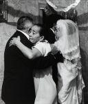 Artwork by Milton Rogovin, Wedding, Made of Gelatin silver print